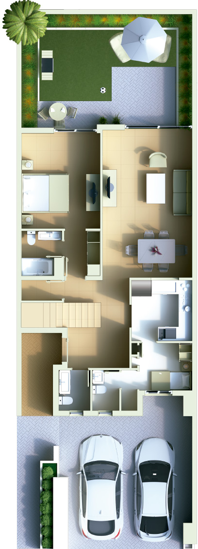 Cassia Floor Plan